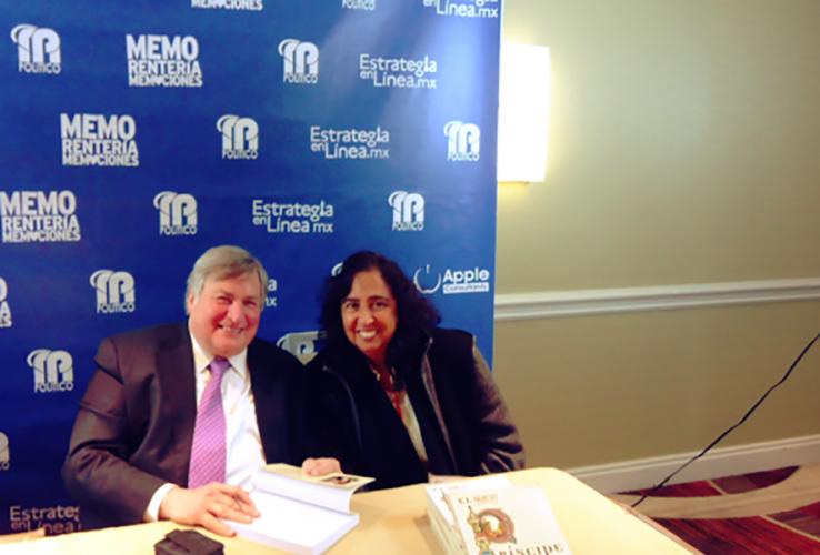 Conversando con Dick Morris - Consultor y escritor político