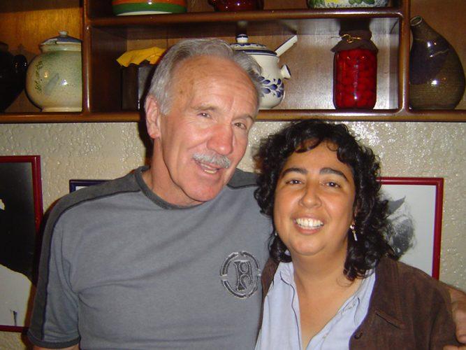 Alumna de John Grinder - Cofundador de la PNL