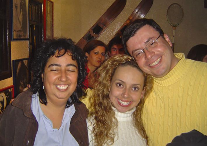 Alumna de Armando Solarte - Creador técnica Solarte psiconeuroinmunoterapia y Liliana Londoño - Experta en PNL