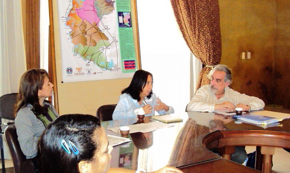 Conversando con el Representante de CEPAL - Gobernación del Magdalena